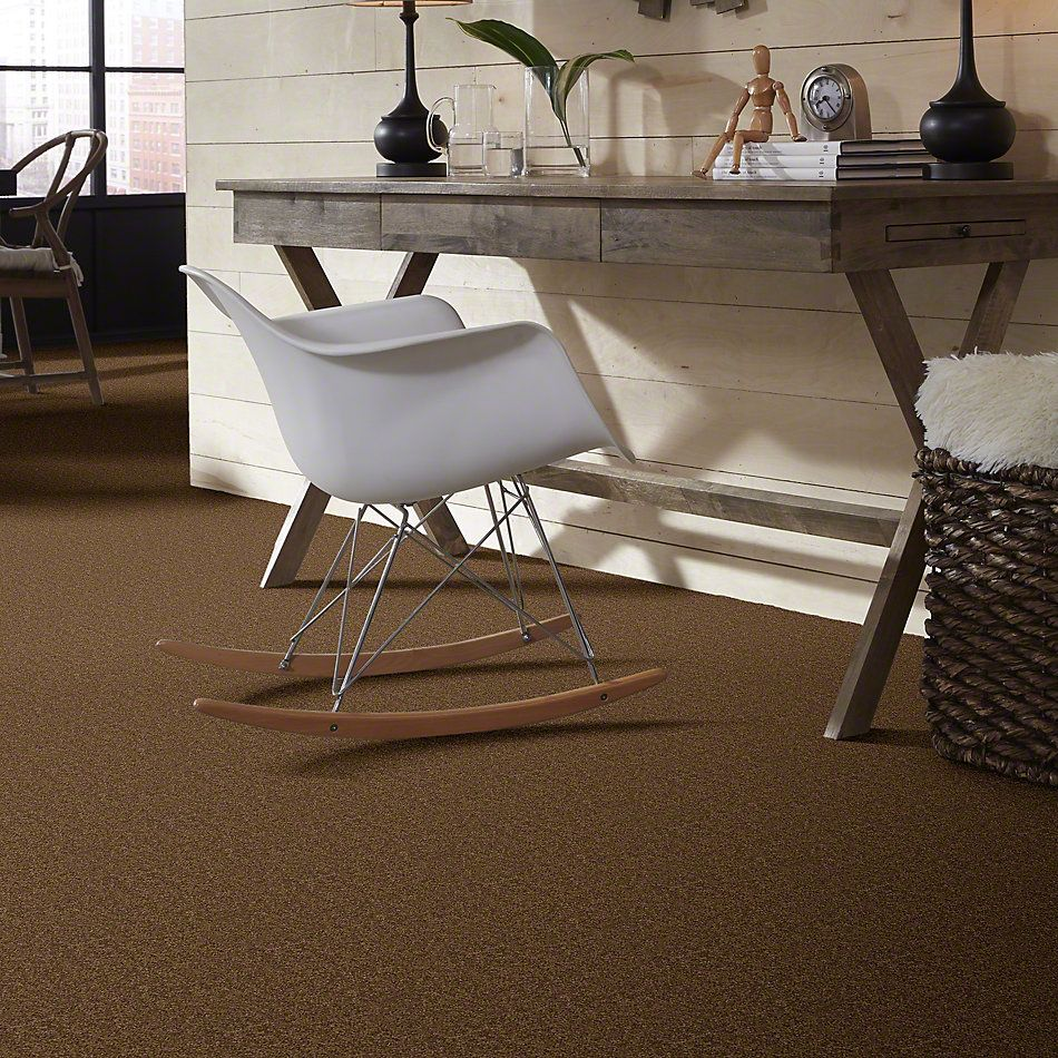 Shaw Floors Caress By Shaw Cashmere Classic II Tobacco Leaf 00723_CCS69
