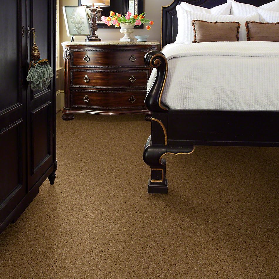 Shaw Floors Queen From The Heart II Straw Hat 00744_E0132