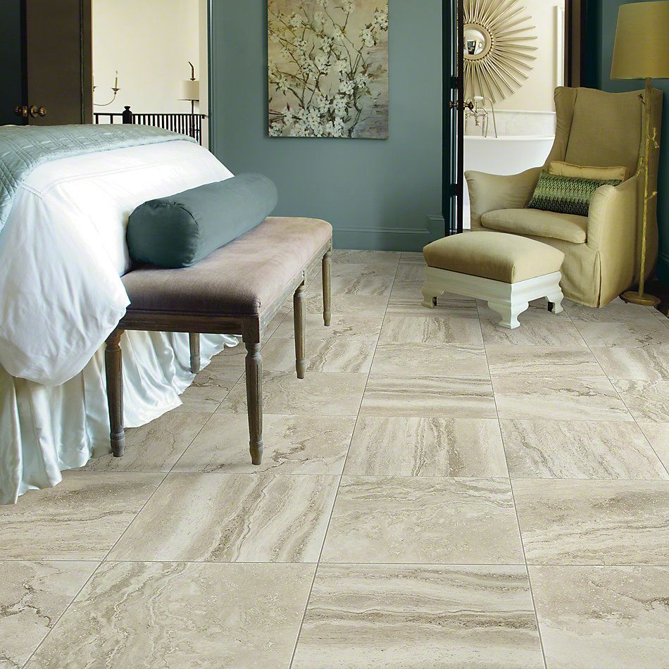 Shaw Floors Ceramic Solutions Genesis 18×18 Taupe 00750_CS24V