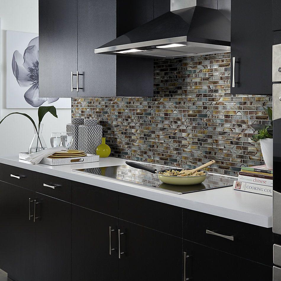 Shaw Floors Home Fn Gold Ceramic Lavish Glass Pewter 00750_TGN80
