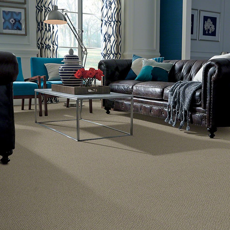 Shaw Floors Truly Relaxed Loop Flax 00751_E0657