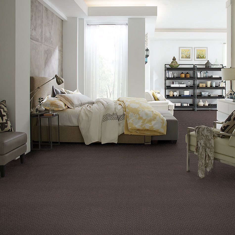 Shaw Floors Caress By Shaw Serene Key Burma Brown 00752_CC76B