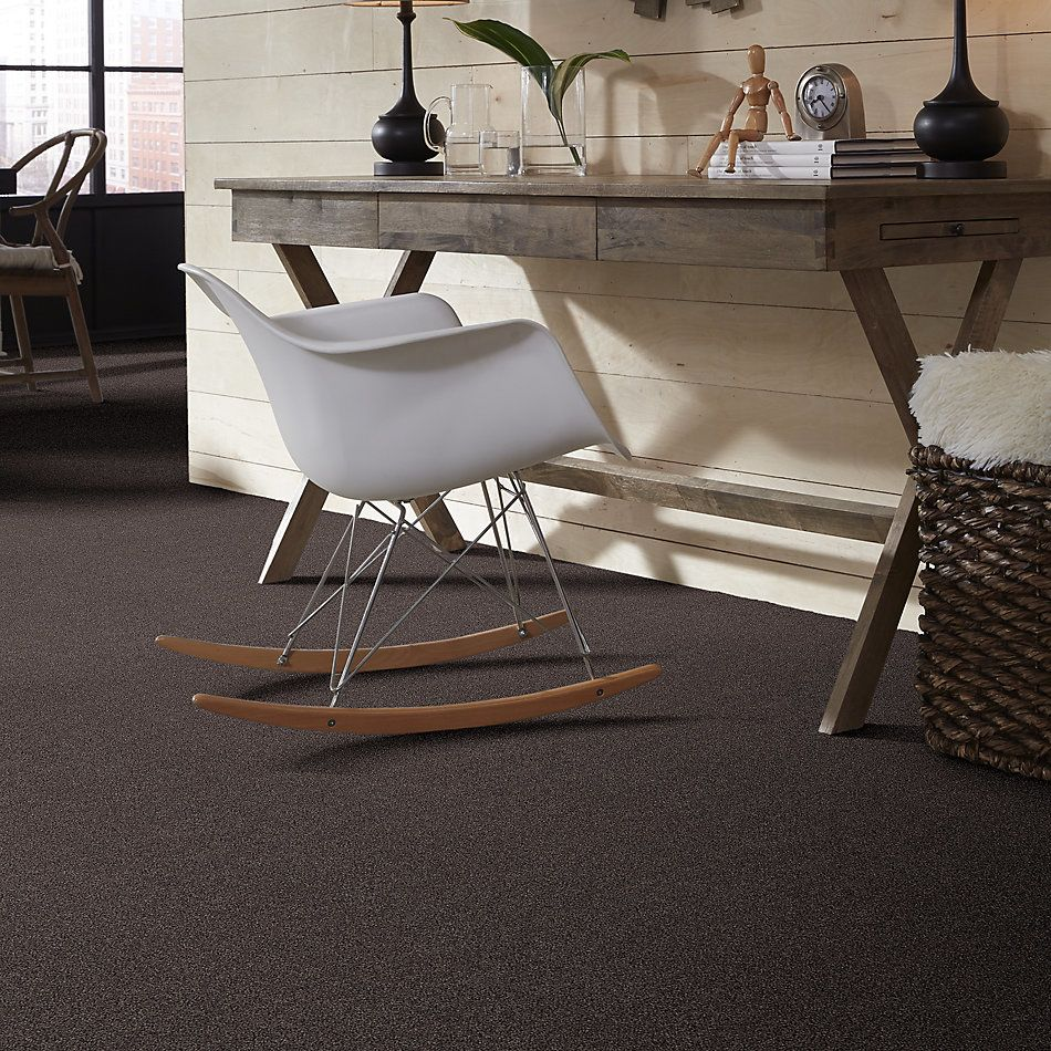 Shaw Floors Caress By Shaw Cozy Harbor II Burma Brown 00752_CC79B
