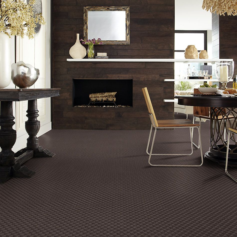 Shaw Floors Caress By Shaw Inspired Design Burma Brown 00752_CC81B