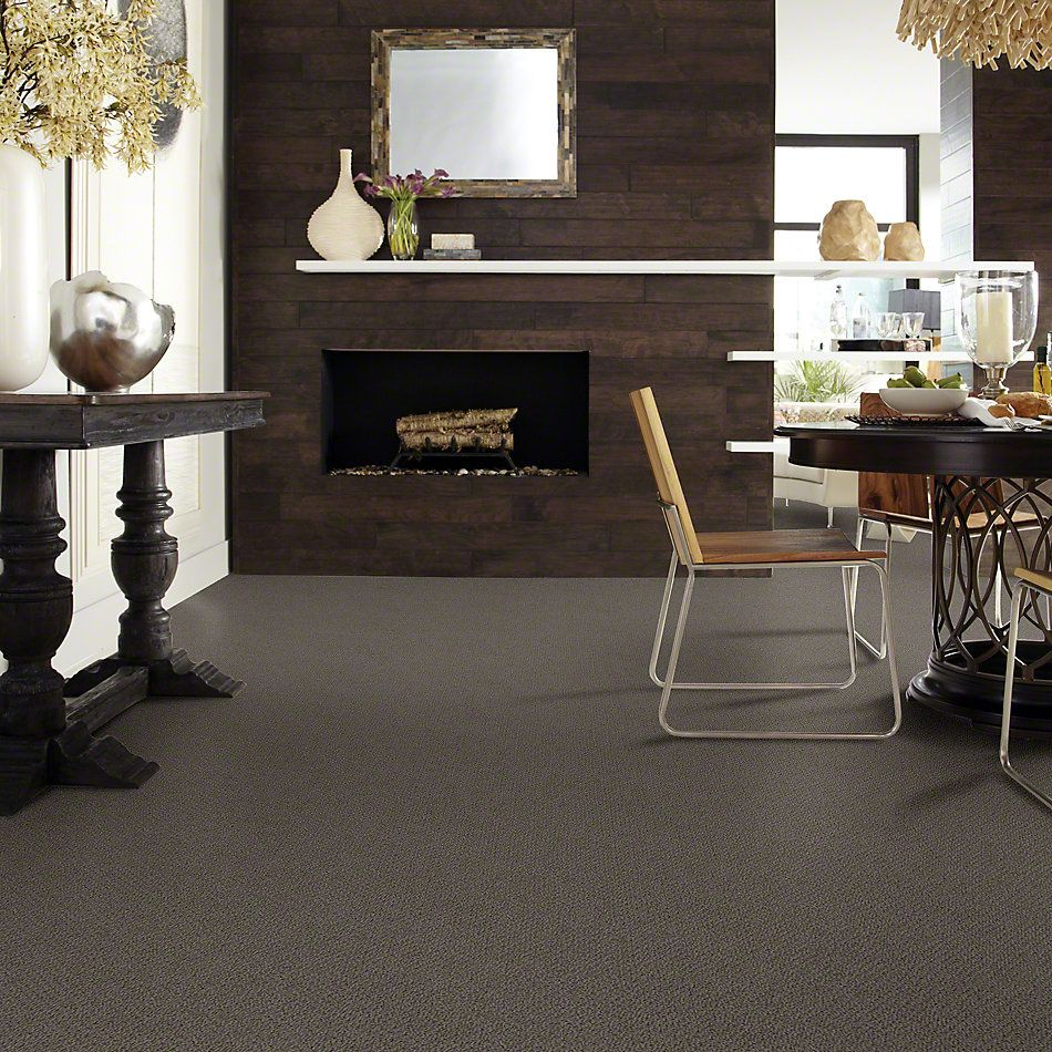 Shaw Floors Shaw Design Center True Reflections Loop Vintage Leather 00755_5C782