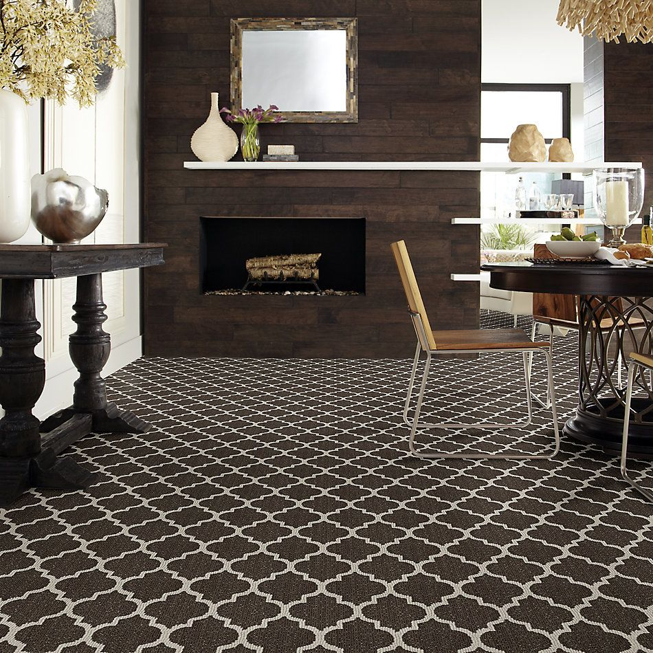 Anderson Tuftex American Home Fashions All Your Own II Cafe Noir 00759_ZZA08