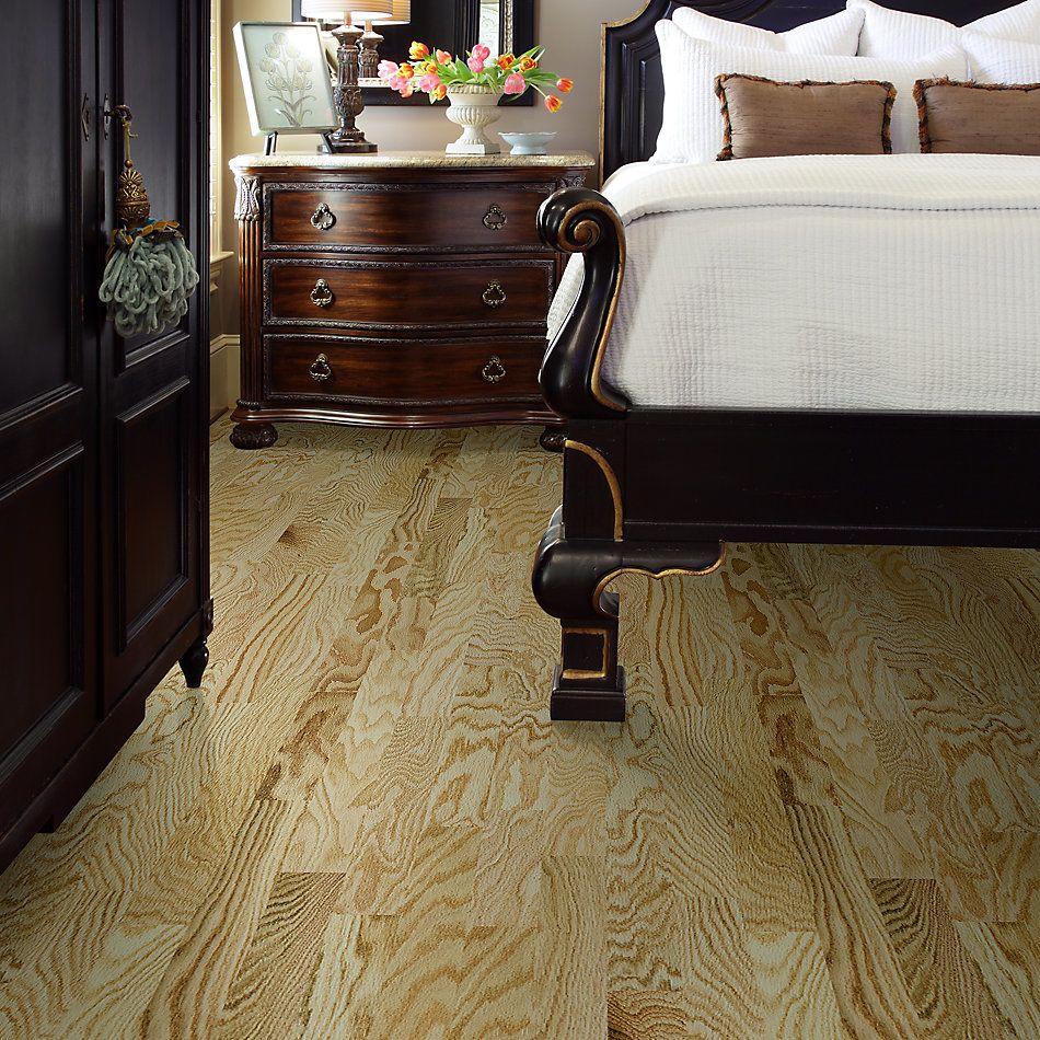 Shaw Floors Home Fn Gold Hardwood Rhapsody 3 Red Oak Natural 00774_HW674