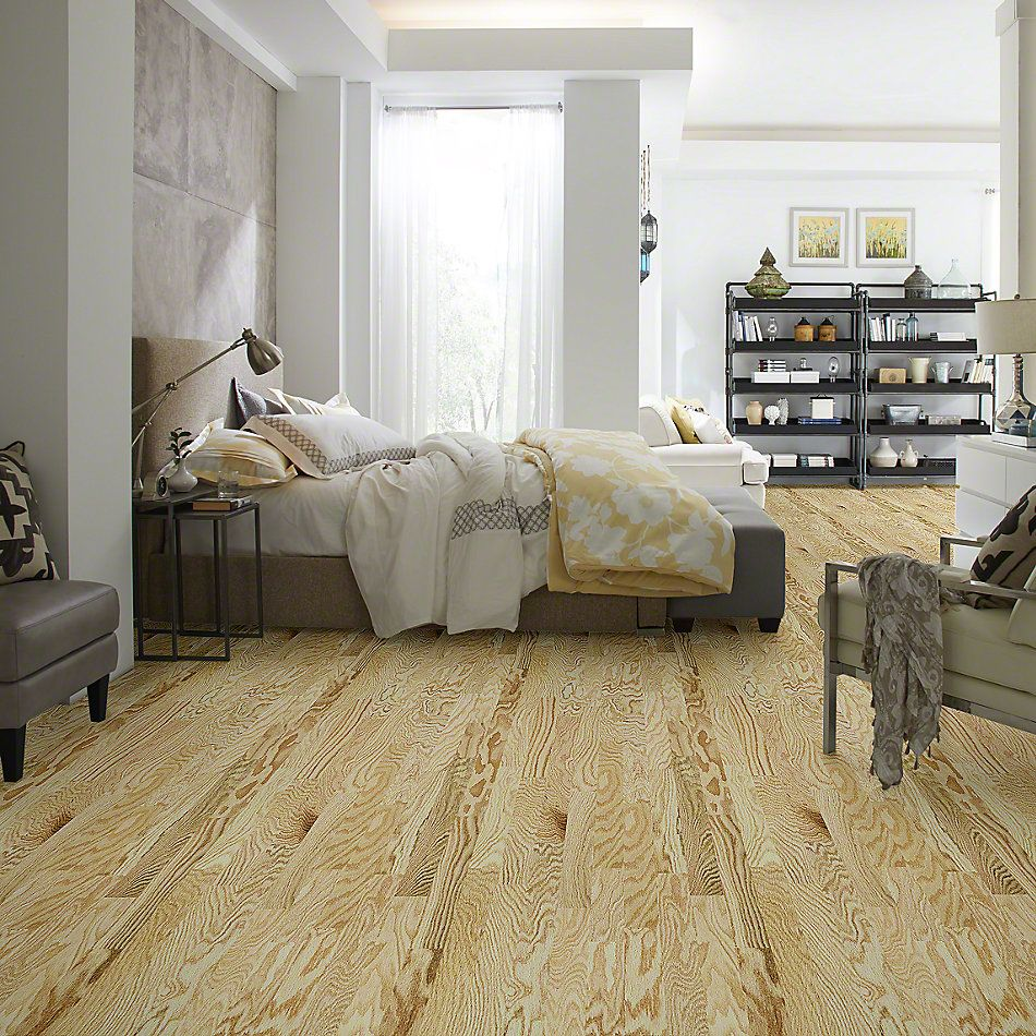 Shaw Floors Shaw Hardwoods Sonata 3 Red Oak Natural 00774_SW674