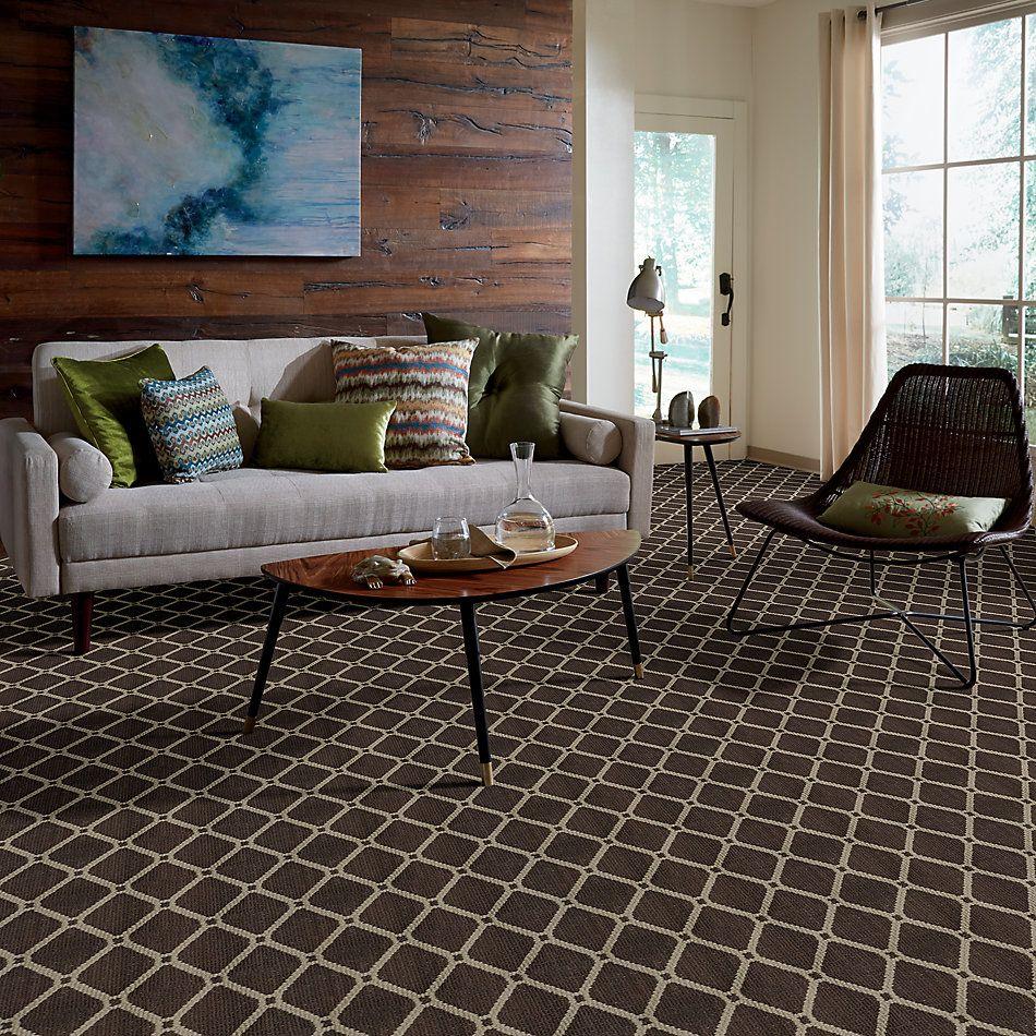 Anderson Tuftex American Home Fashions Neat Star Dark Oak 00778_ZA888