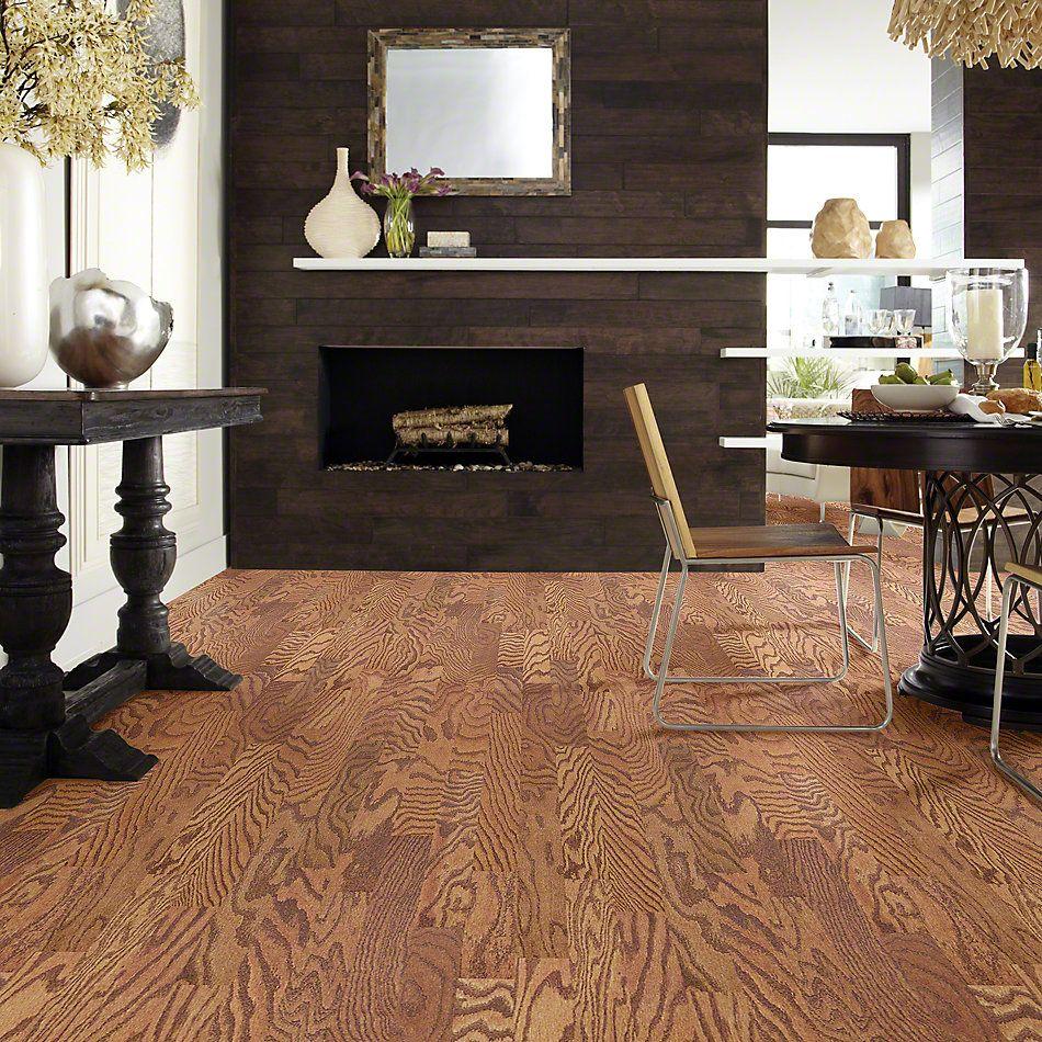 Shaw Floors Shaw Hardwoods Sonata 5 Gunstock 00780_SW675