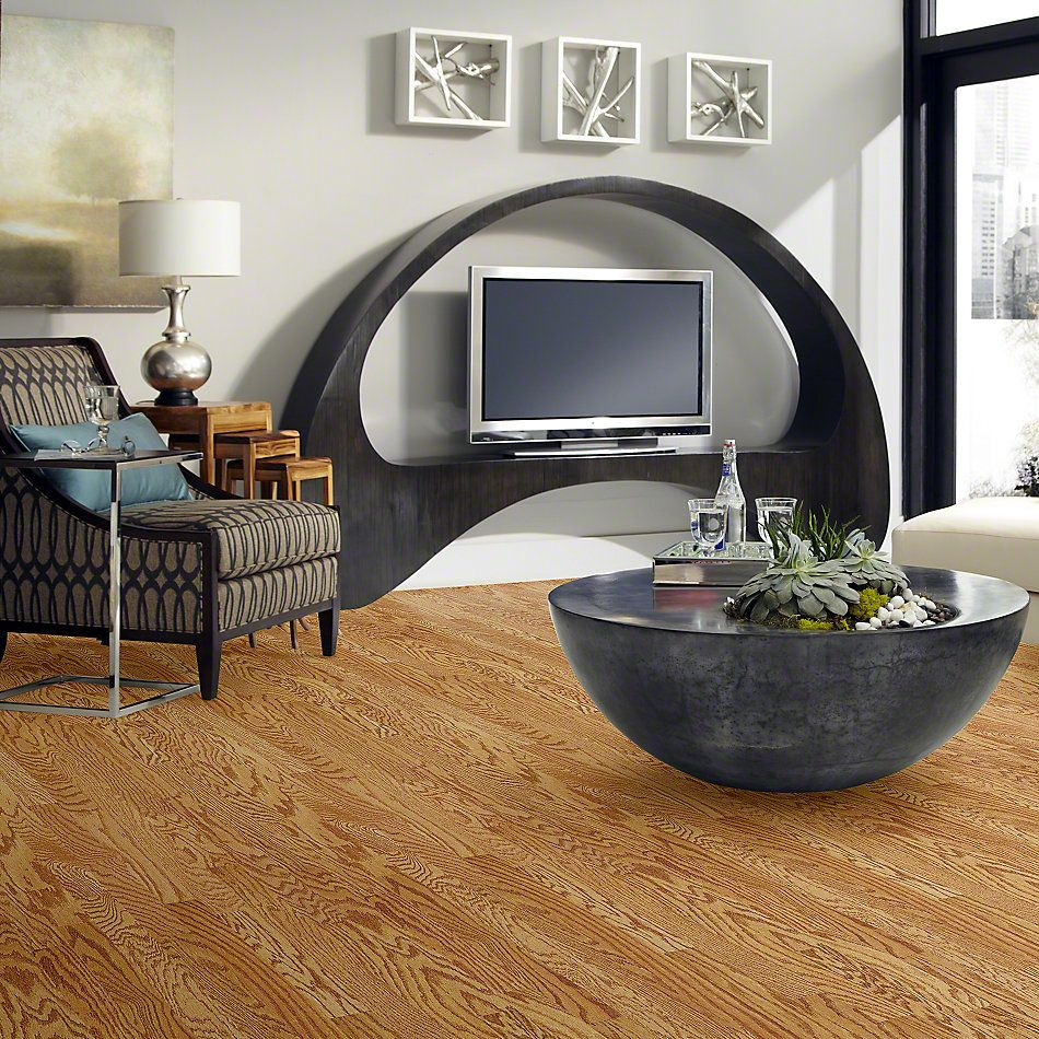 Shaw Floors Shaw Hardwoods Sonata 3 Golden Wheat 00790_SW674