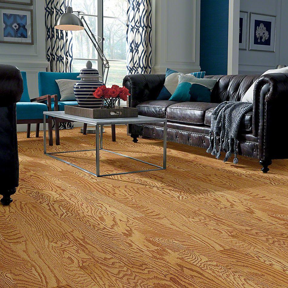 Shaw Floors Shaw Hardwoods Sonata 5 Golden Wheat 00790_SW675