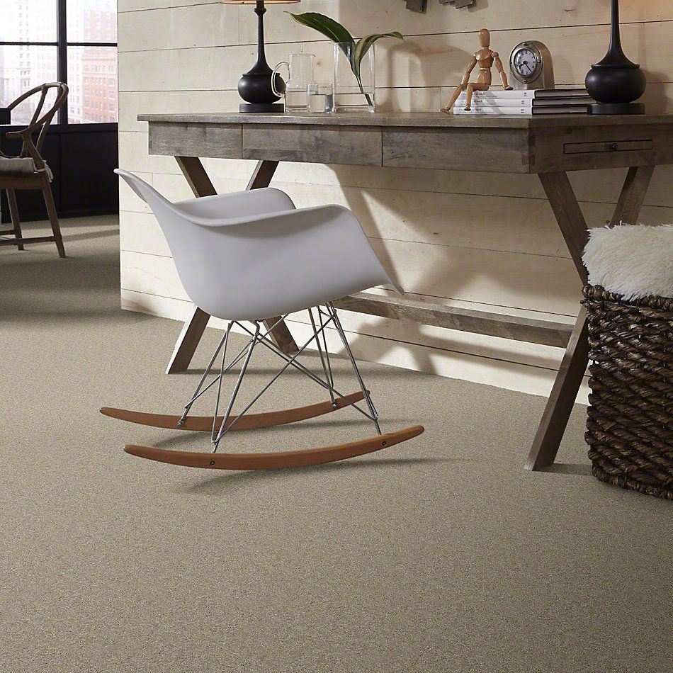 Shaw Floors Shaw Flooring Gallery Critics Delight II 15′ Field Khaki 00793_5005G