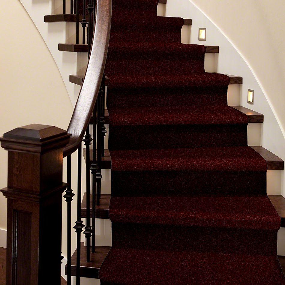 Shaw Floors SFA Enjoy The Moment I 15′ Classic Burgundy 00800_0C138