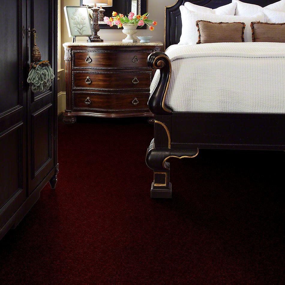 Shaw Floors SFA Enjoy The Moment II 15′ Classic Burgundy 00800_0C139