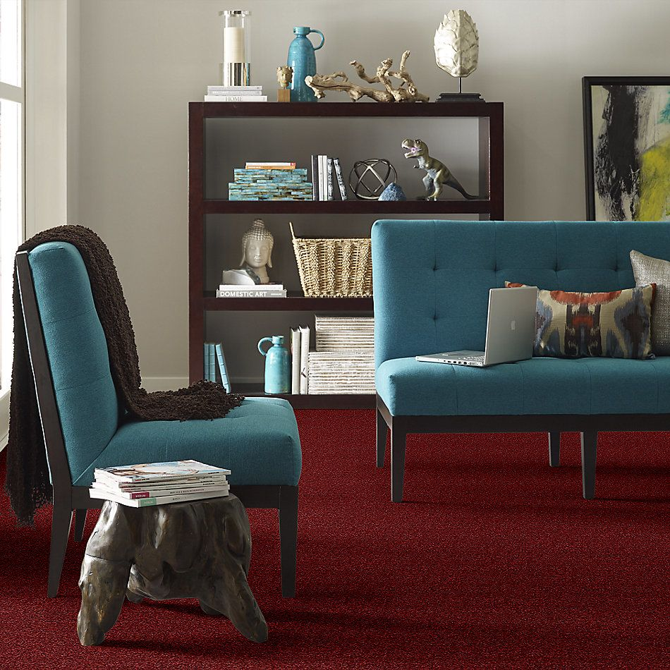 Shaw Floors Shaw Design Center Wild Pitch Tucson Red 00800_5C633