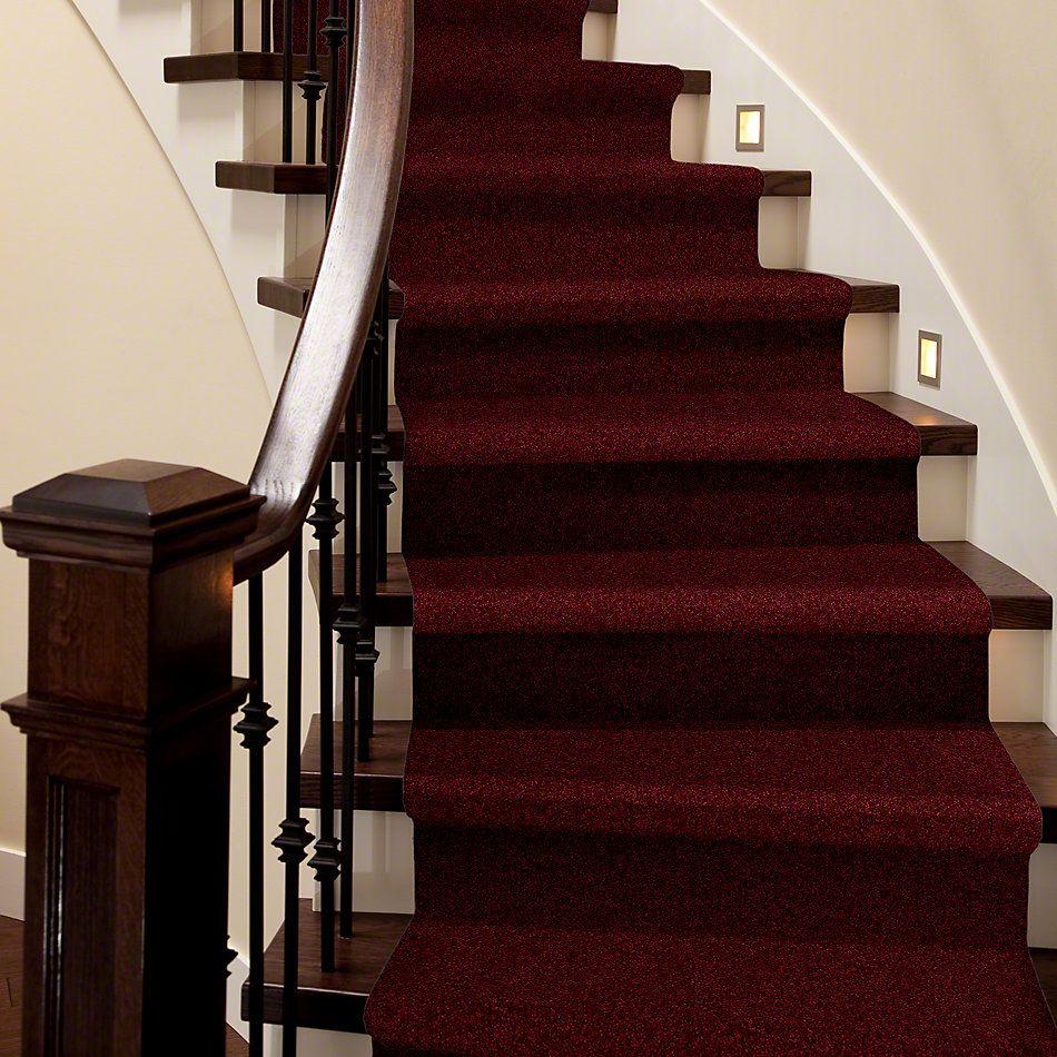 Shaw Floors SFA Versatile Design II Cherry Red 00800_Q4689