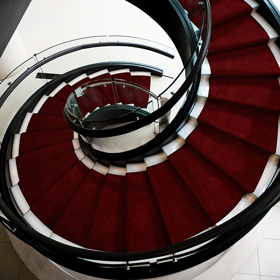 Shaw Floors Queen Versatile Design I 15′ Cherry Red 00800_Q4784