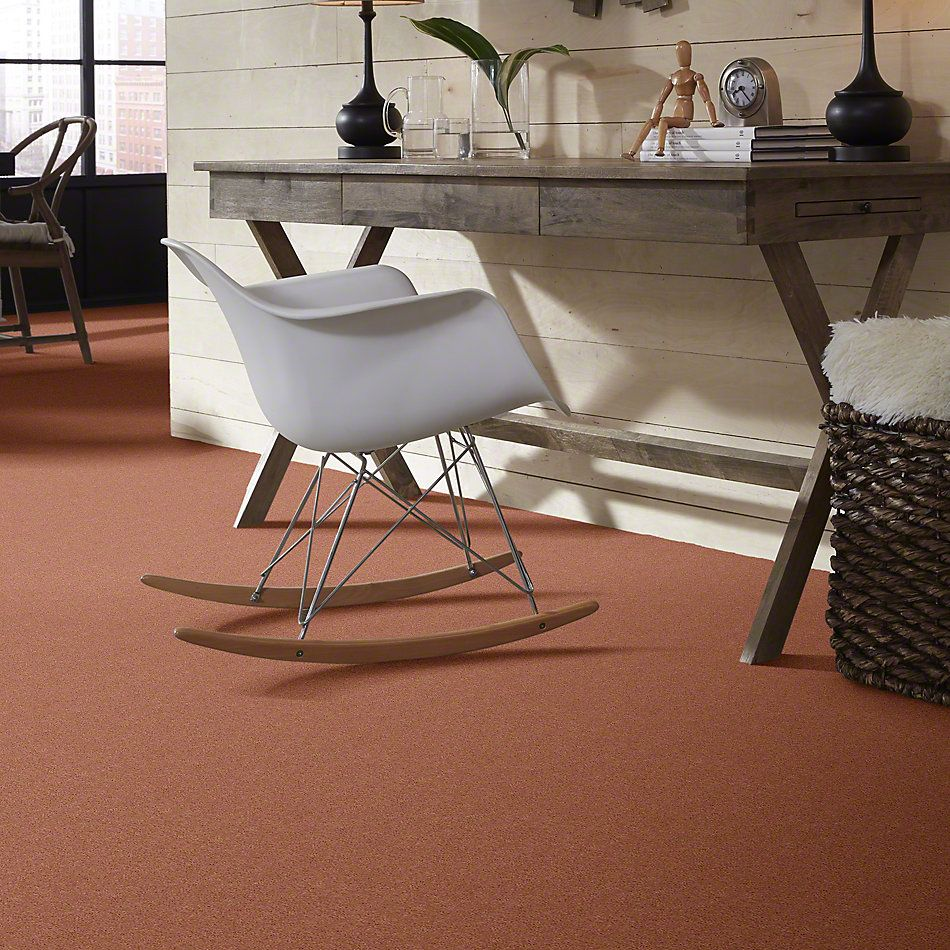 Shaw Floors Caress By Shaw Quiet Comfort I British Rouge 00800_CCB30
