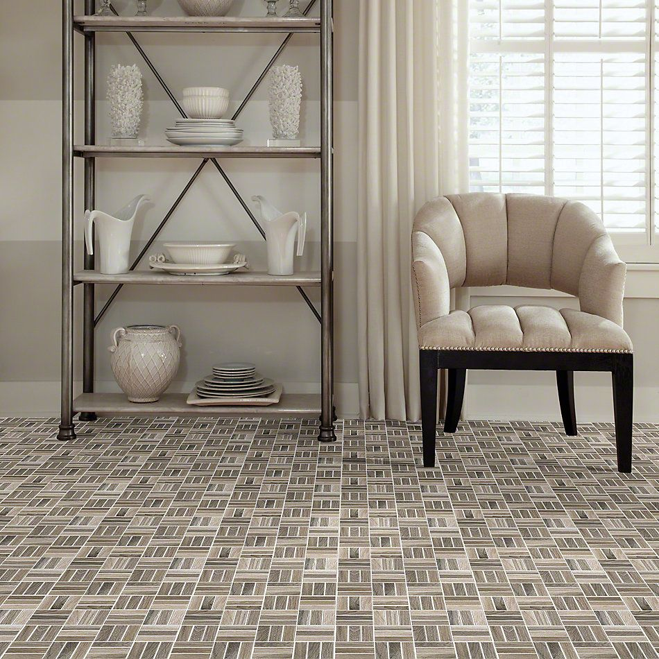 Shaw Floors Ceramic Solutions Independence Mosaic Blend 00800_CS60Q