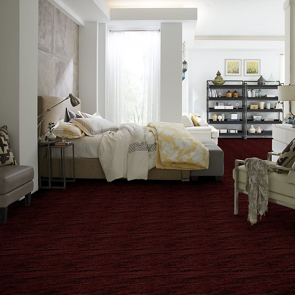 Shaw Floors Value Collections Velour Net Redlicious 00800_EA727
