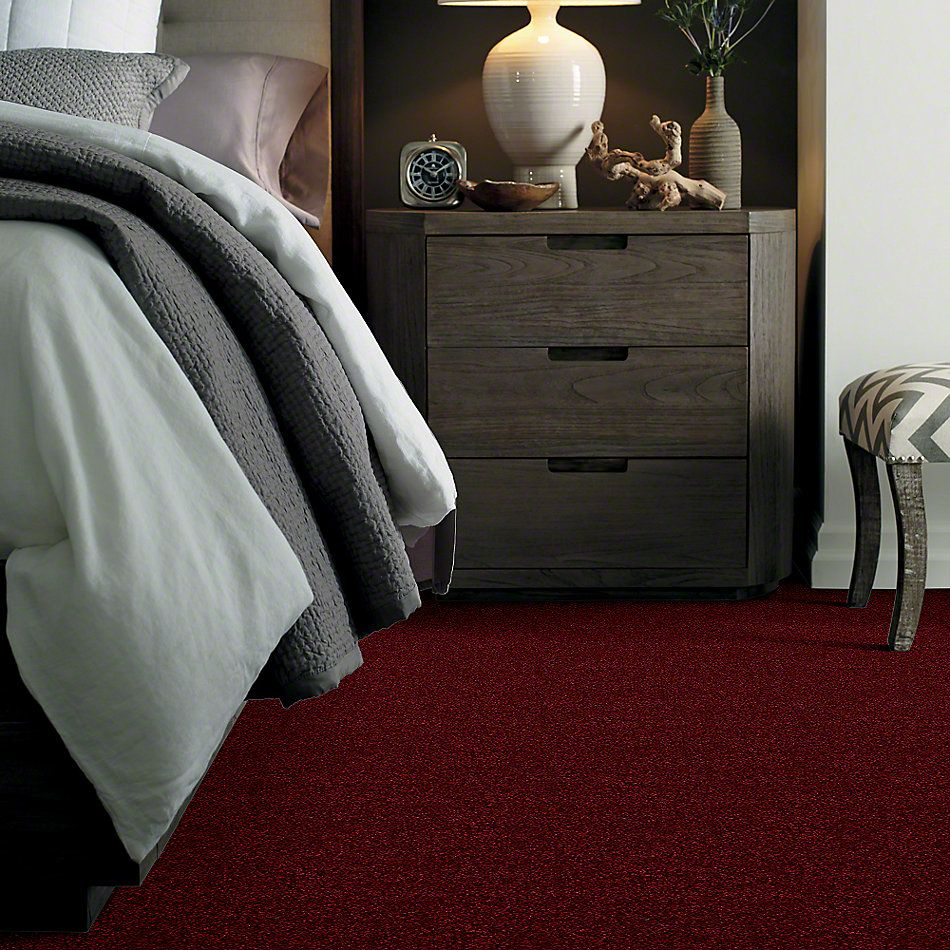 Shaw Floors Shaw Design Center Highly Refined II Cherry Red 00800_QC375