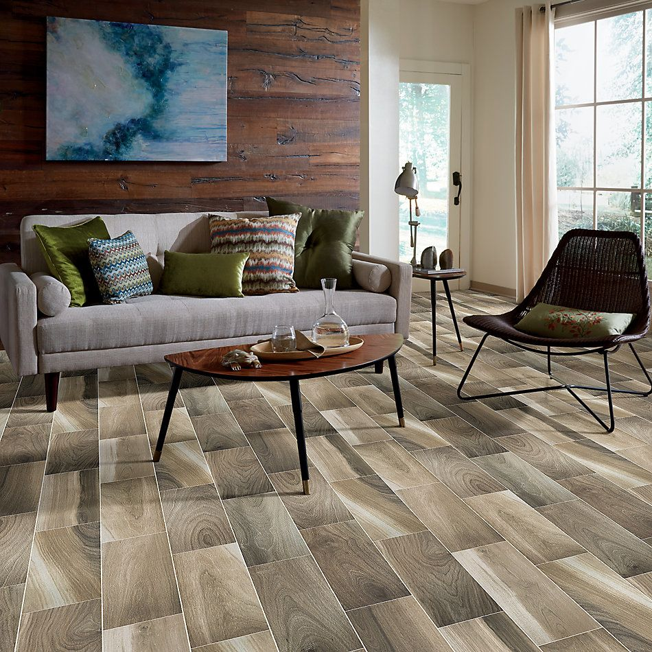 Shaw Floors Home Fn Gold Ceramic Revolution 6×24 Blend 00800_TGN65