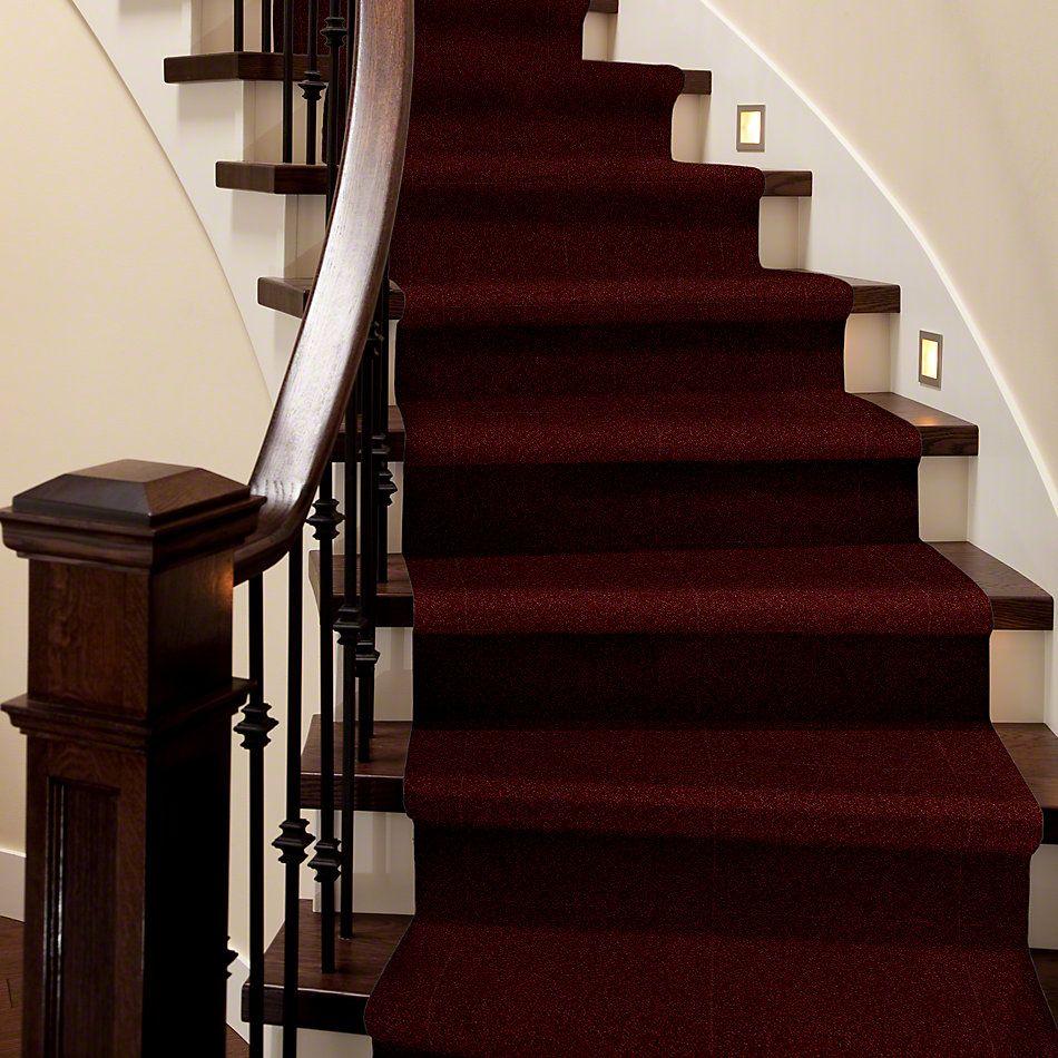 Shaw Floors SFA Take Part 15′ Red Wine 00801_0C137