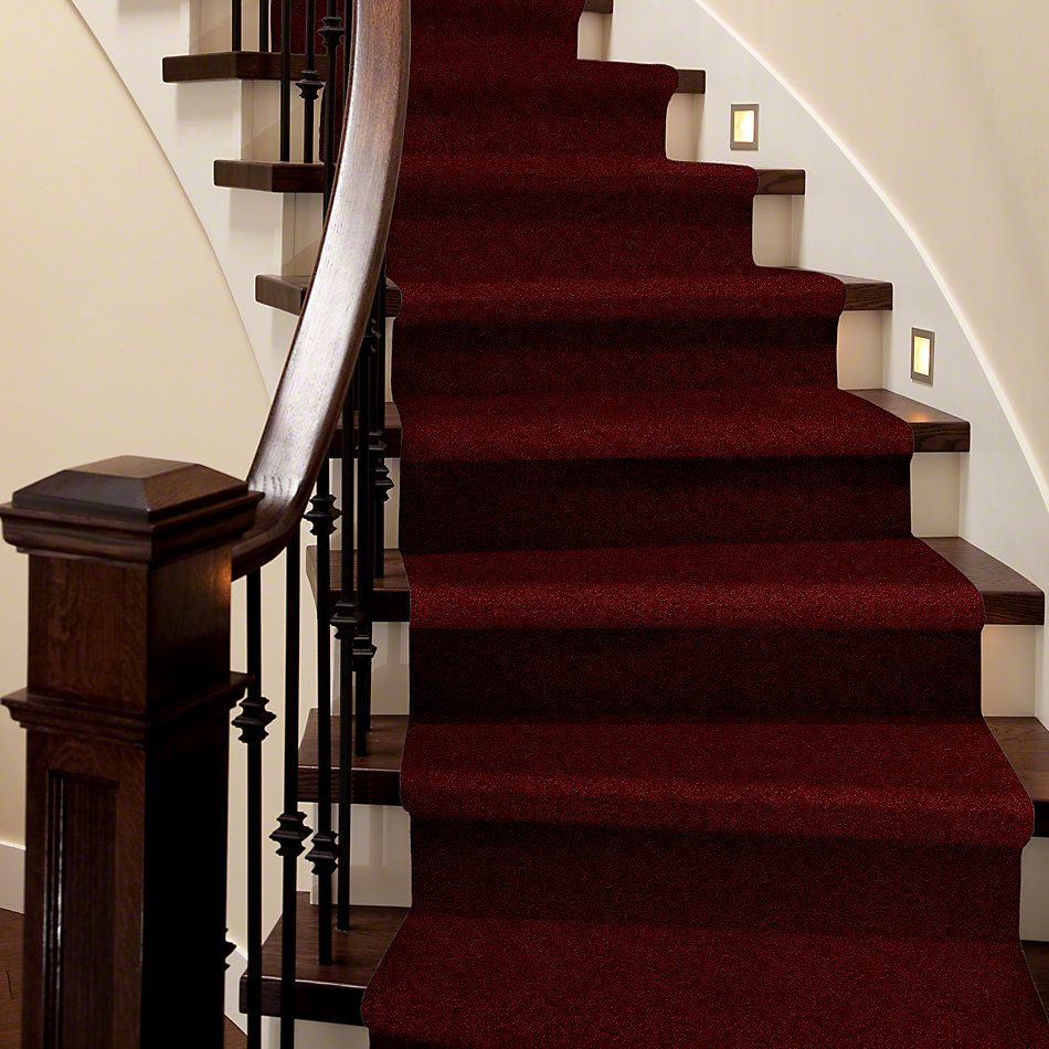 Shaw Floors Shaw Design Center Royal Portrush III 12′ Red Wine 00801_5C613