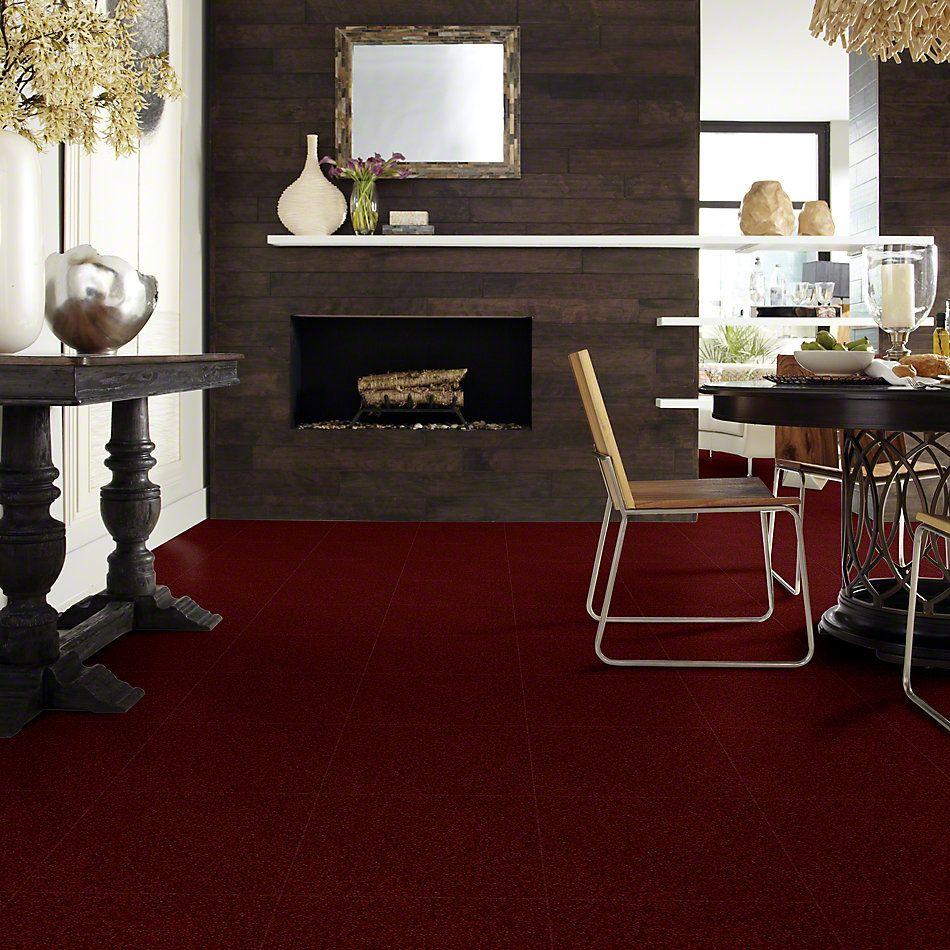 Shaw Floors All Star Weekend II 15′ Red Wine 00801_E0142