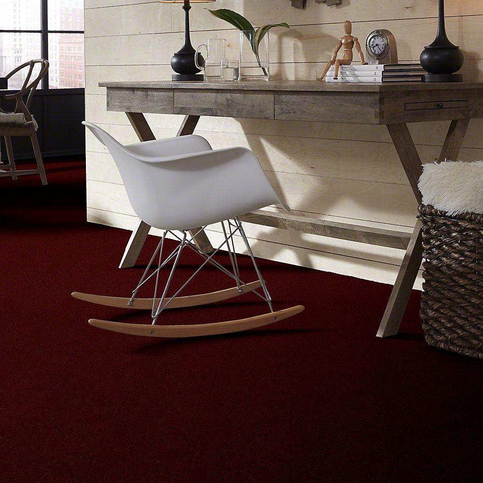 Shaw Floors All Star Weekend II 12′ Red Wine 00801_E0144