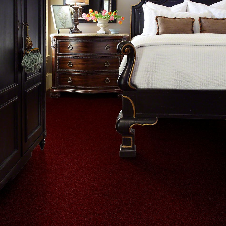 Shaw Floors All Star Weekend III 15′ Red Wine 00801_E0146