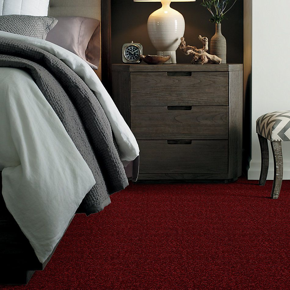 Shaw Floors All Star Weekend I 12′ Red Wine 00801_E0143