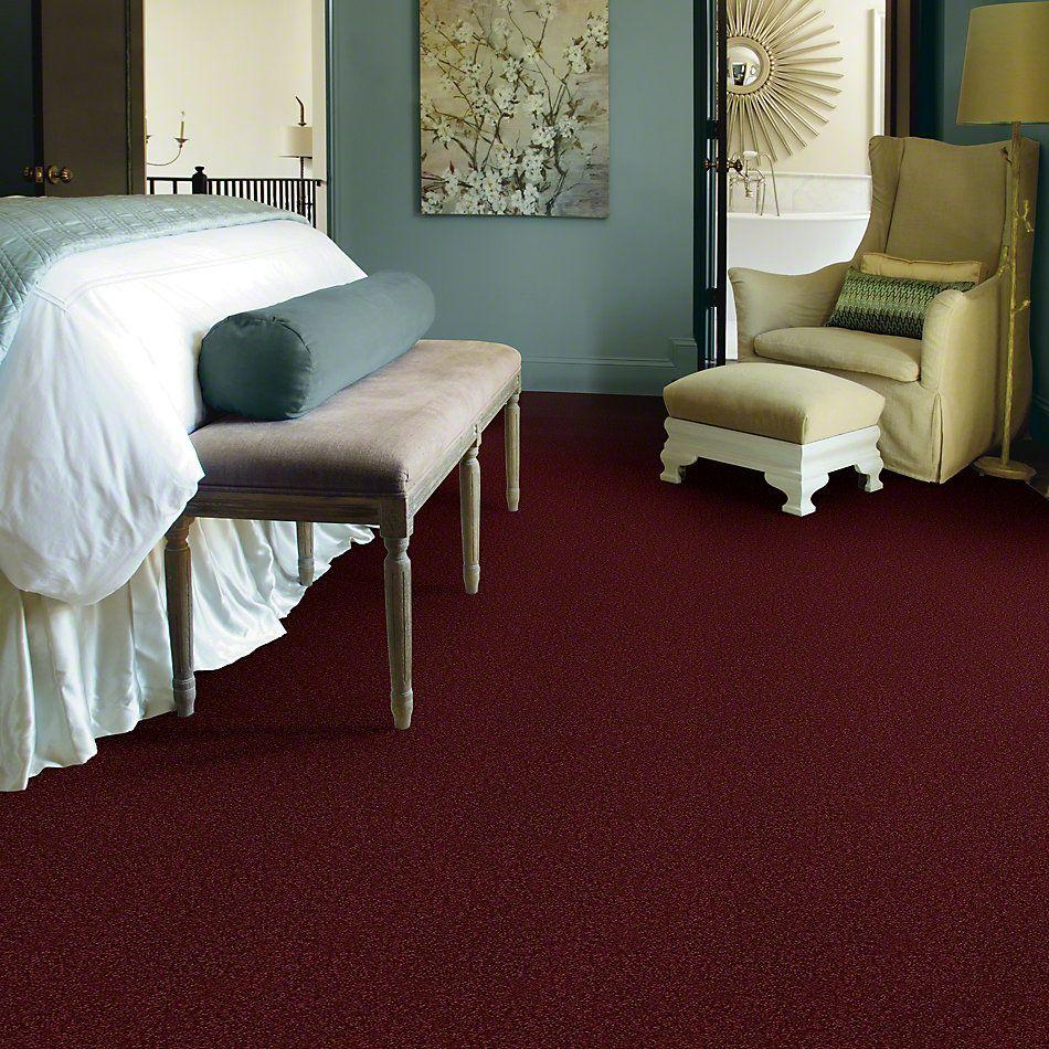 Shaw Floors Magic At Last II 12 Radish 00801_E0201