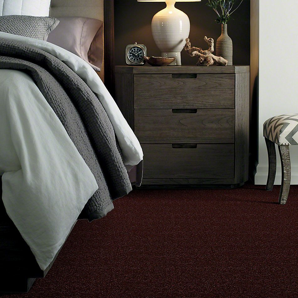 Shaw Floors Vitalize (s) 12′ Dark Cherry 00801_E0276