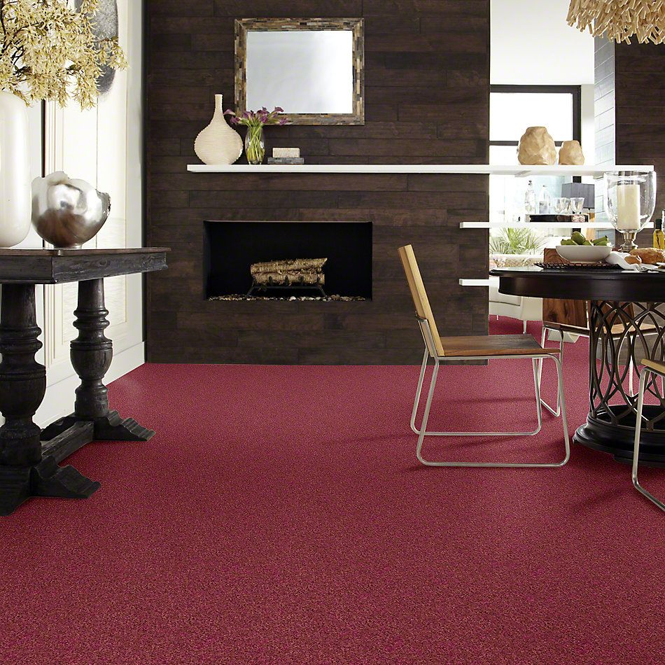 Shaw Floors Clearly Chic Bright Idea II Berry Kiss 00801_E0505