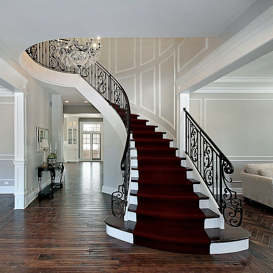 Shaw Floors Value Collections All Star Weekend 1 15 Net Red Wine 00801_E0793