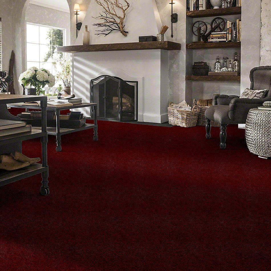 Shaw Floors SFA Drexel Hill III 15 Red Wine 00801_EA056