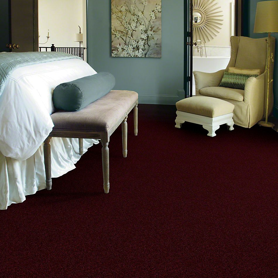 Shaw Floors Shaw Design Center Highly Refined III Vintage Wine 00801_QC376
