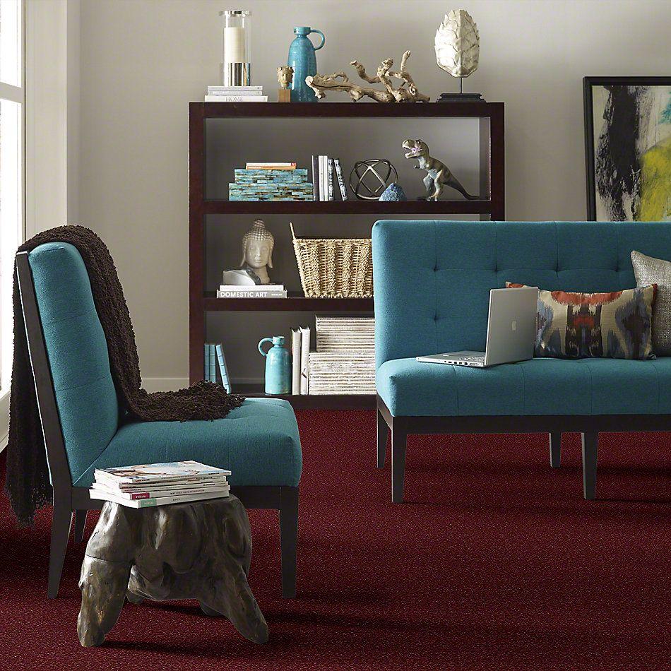 Shaw Floors Shaw Design Center Sweet Valley II 12′ Rutabaga 00801_QC422