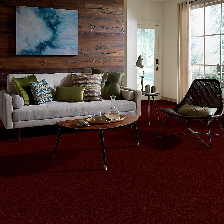 Shaw Floors Roll Special Xv865 Red Wine 00801_XV865
