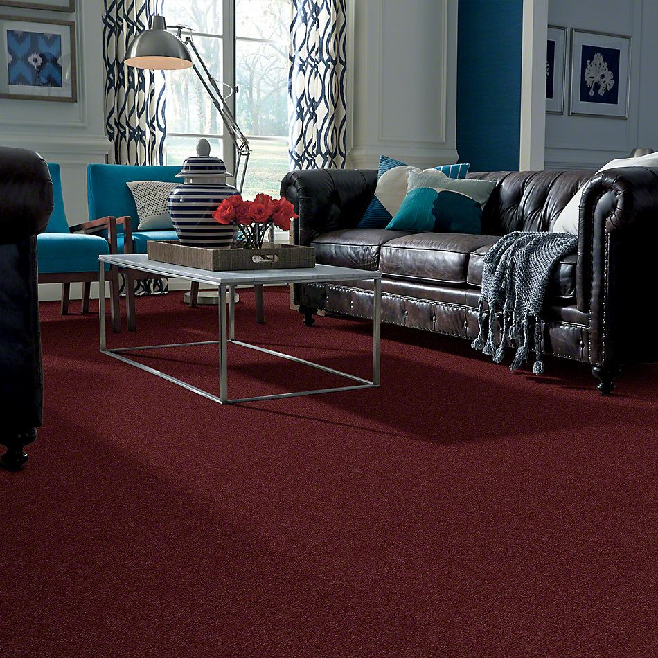 Shaw Floors Caress By Shaw Cashmere I California Red 00803_CCS01