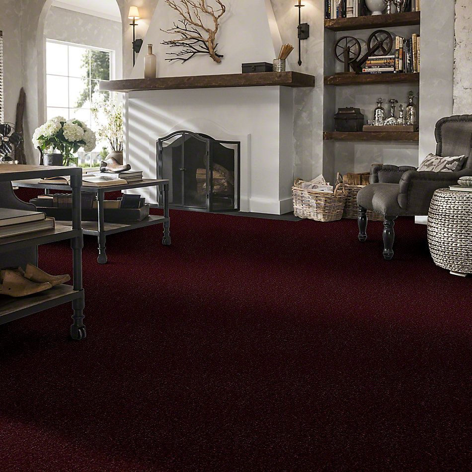 Shaw Floors Shaw Flooring Gallery Highland Cove III 12 Raspberry 00804_5223G