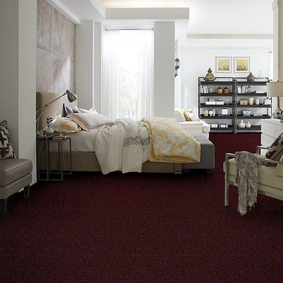 Shaw Floors Foundations Passageway III 15 Raspberry 00804_52S27
