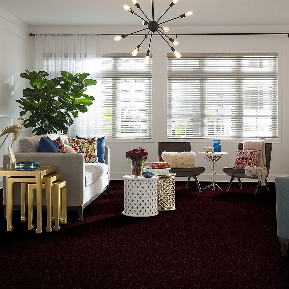 Shaw Floors Shaw Floor Studio Porto Veneri III 12′ Raspberry 00804_52U58