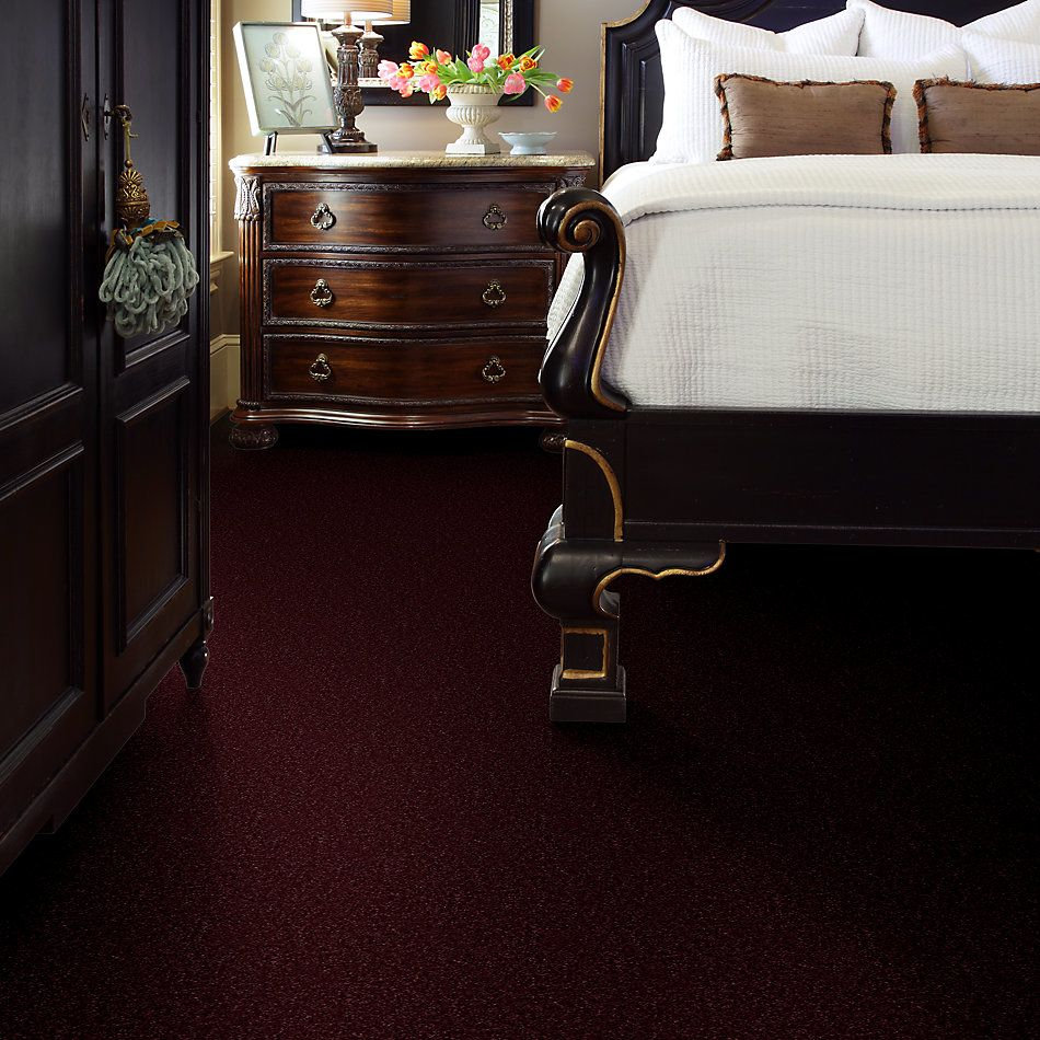 Shaw Floors Queen Harborfields II 12′ Raspberry 00804_Q4720