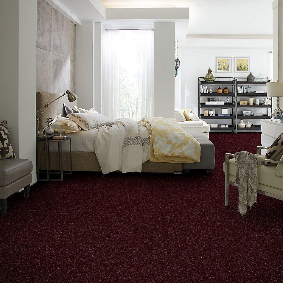 Shaw Floors Queen Harborfields III 12′ Raspberry 00804_Q4722