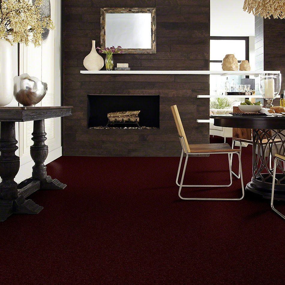 Shaw Floors Shaw Flooring Gallery Highland Cove II 12 Bordeaux 00805_5221G