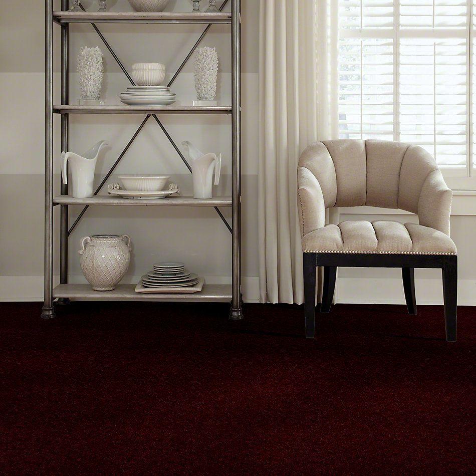 Shaw Floors Shaw Flooring Gallery Highland Cove III 15 Bordeaux 00805_5224G