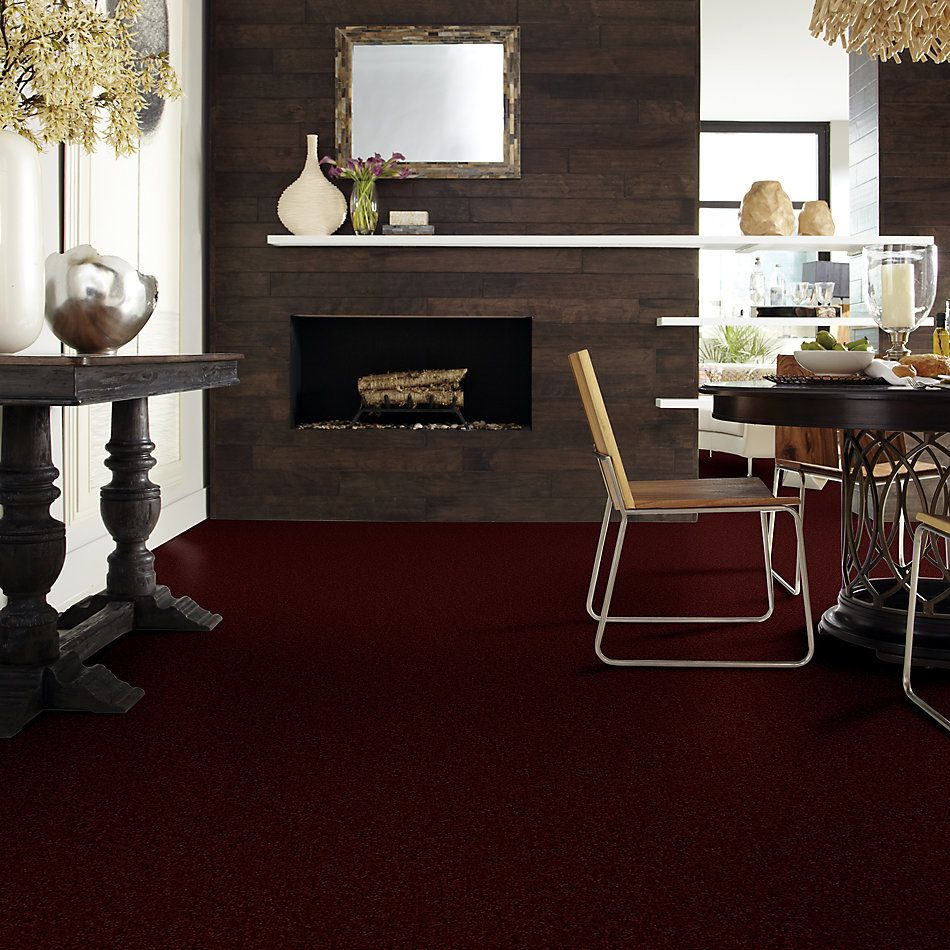 Shaw Floors Shaw Floor Studio Porto Veneri I 12′ Bordeaux 00805_52U54